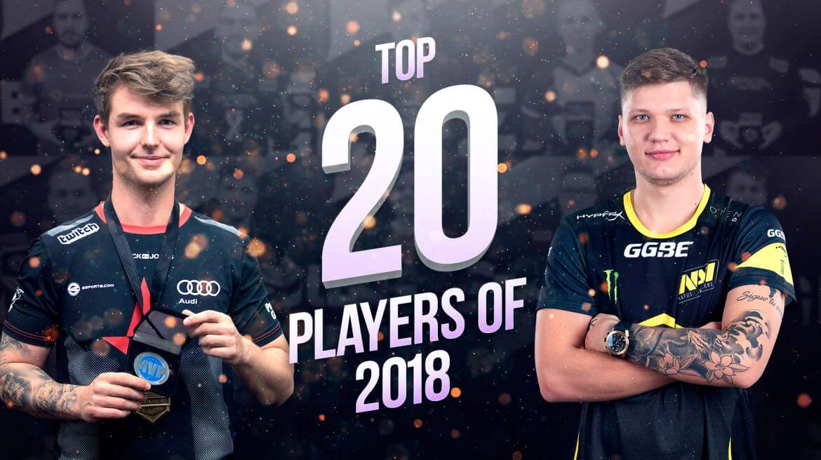 TOP-20 CS:GO Players according to HLTV | Cs money blog