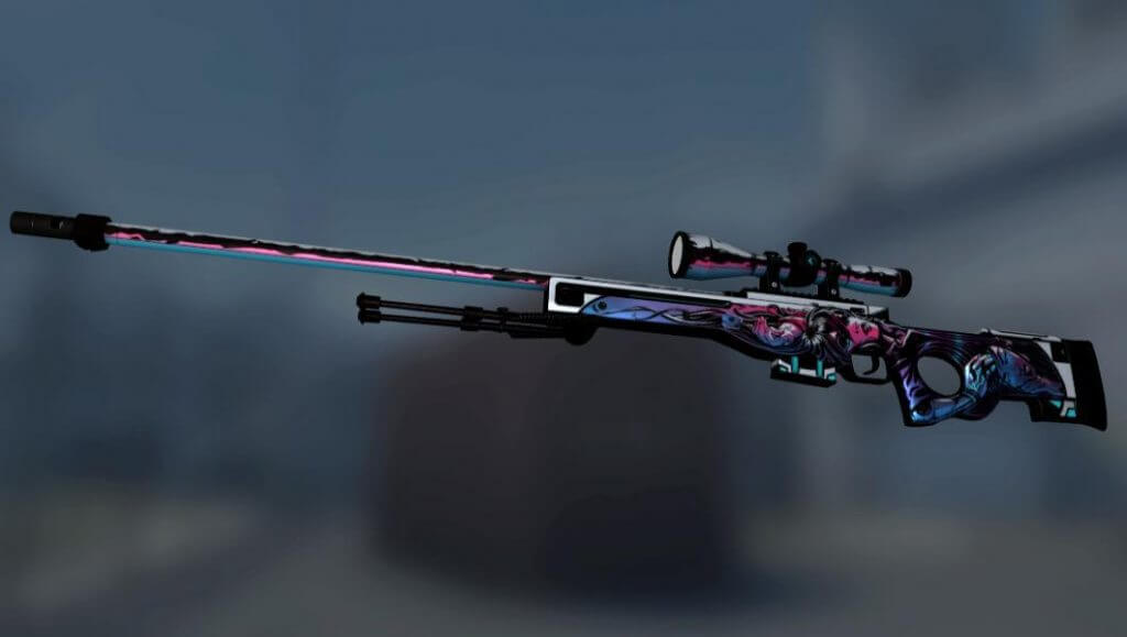 25 neon skins inventory
