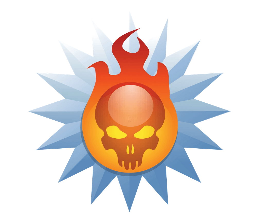 Sticker of the week: Incineration