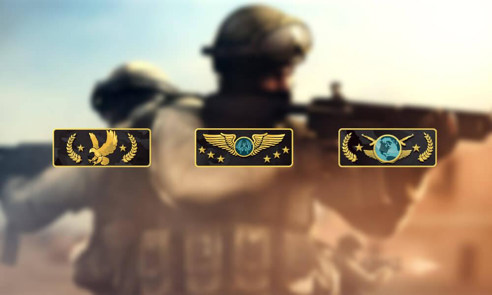 All about CS:GO ranks