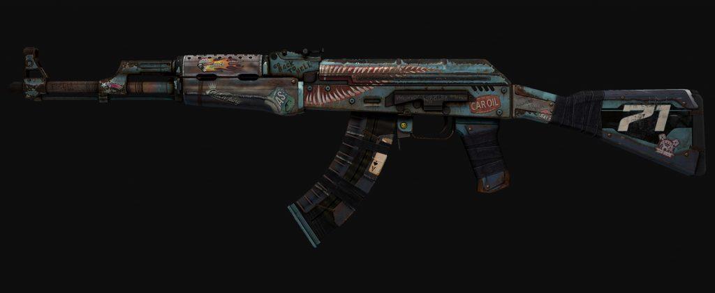 Best CS:GO apocalyptic skins
