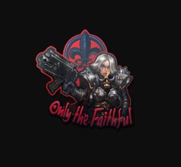 Стикеры Warhammer