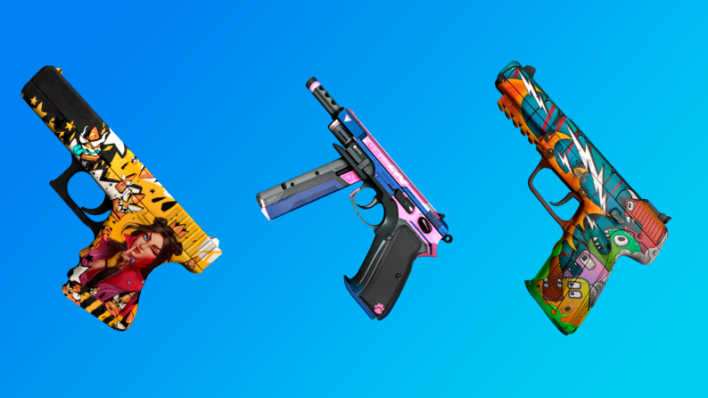 10 CS:GO cute skins