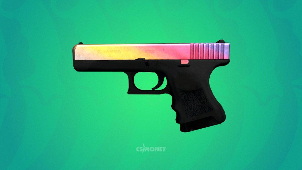 Всё о Glock-18