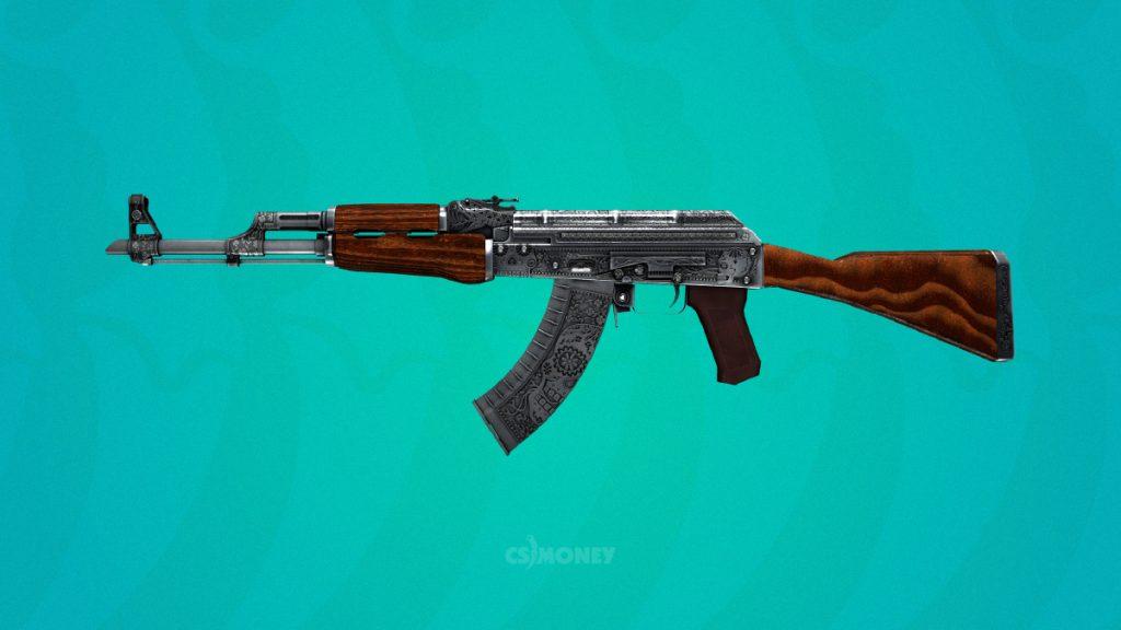 Бюджетный терроризм: скины АК-47 дешевле 10$