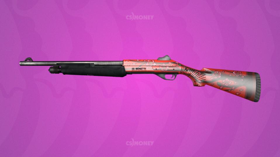 Beautiful danger: all flower skins in CS:GO!