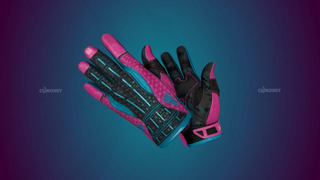 спортивные перчатки порок