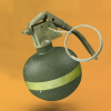 Ключевые гранаты на Mirage: Точка В