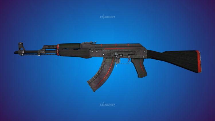 AK-47 Redline Field-Tested