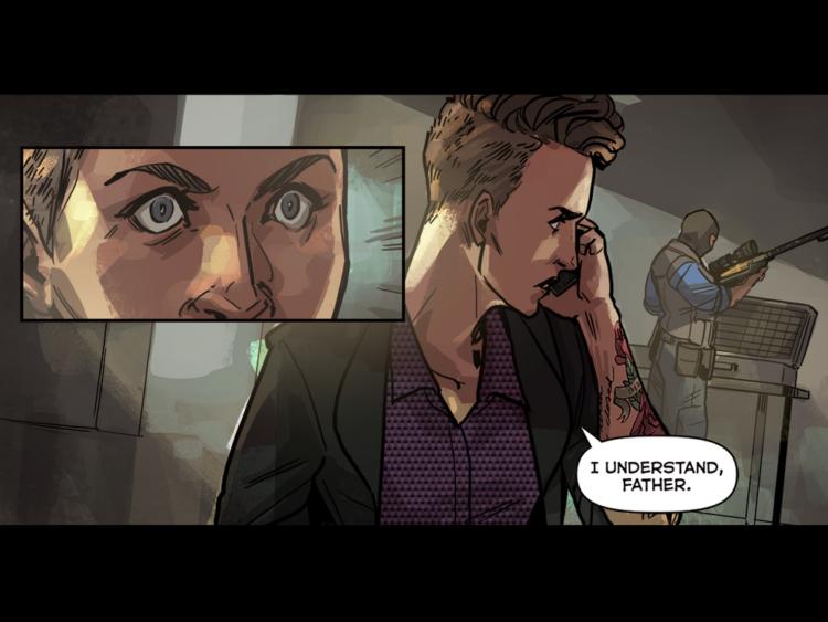 CS:GO комикс