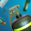 Ключевые гранаты на Overpass: точка Б