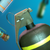 Ключевые гранаты на Overpass: точка А