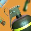 Ключевые гранаты на Inferno: точка B